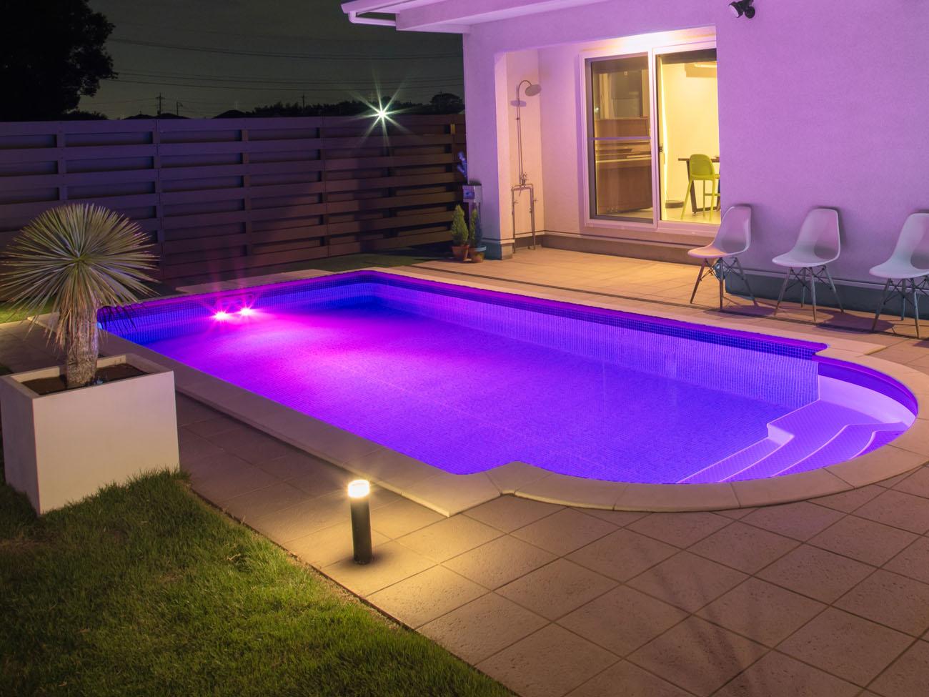 プール付きの家 イメージ画像15