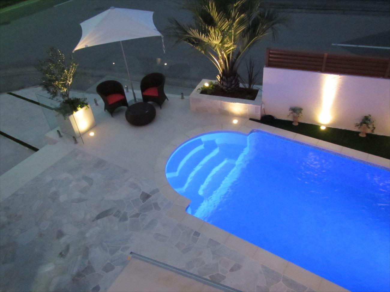 プール付きの家 イメージ画像8