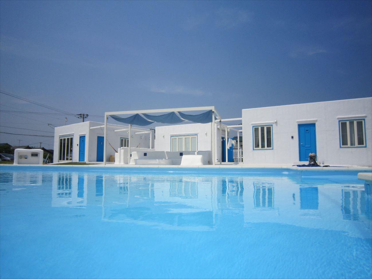プール付きの家 イメージ画像4